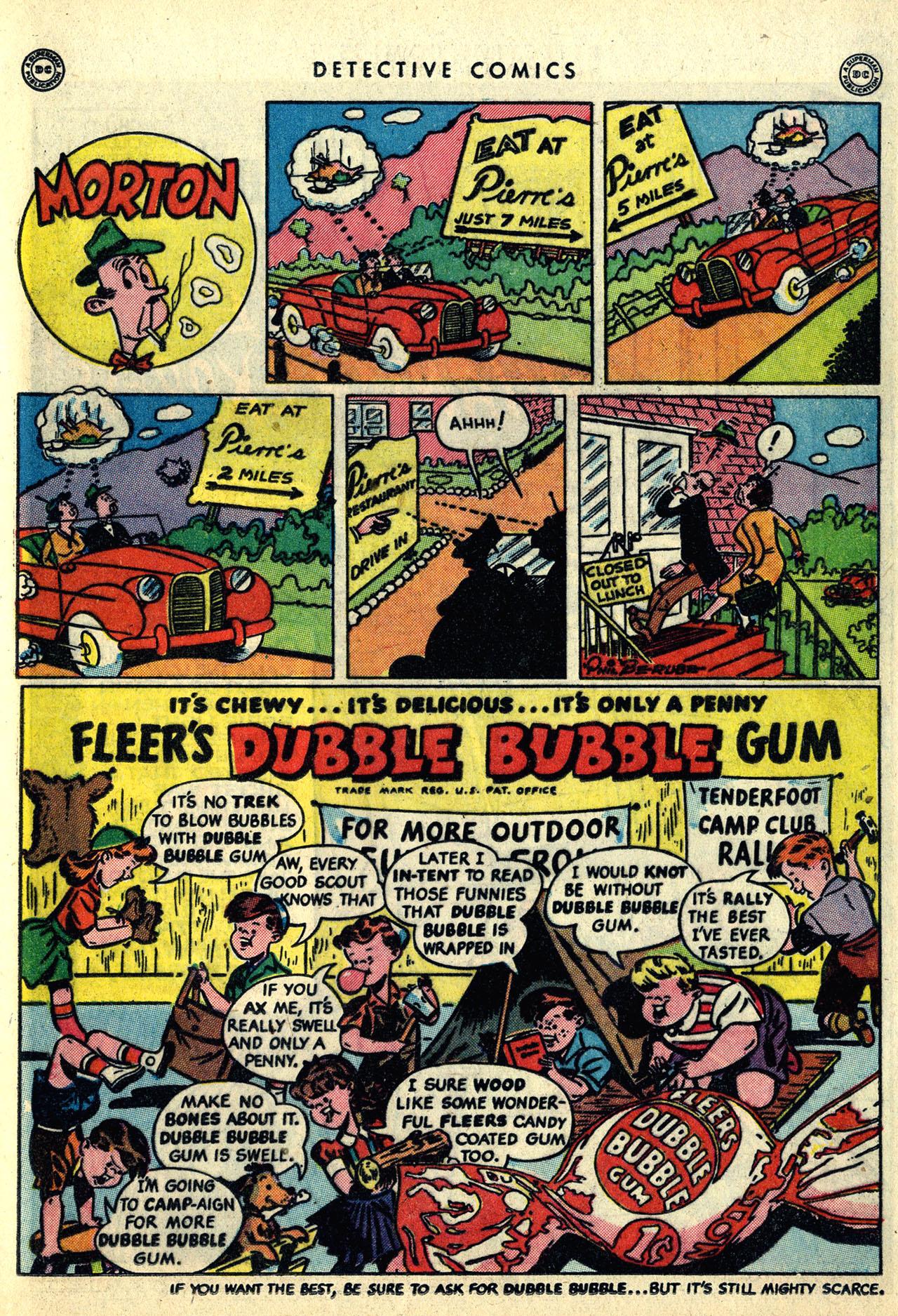 Read online Detective Comics (1937) comic -  Issue #121 - 37
