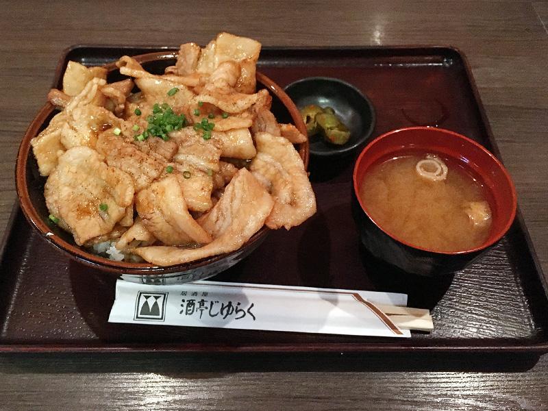 上野でおいしいゴハン: 酒亭じゅ...