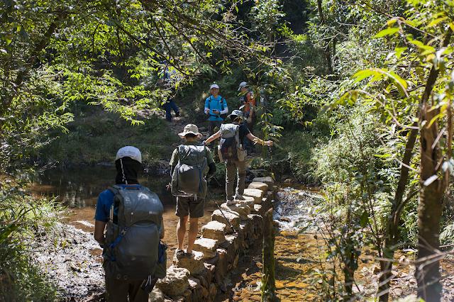 Hành trình trekking Fansipan