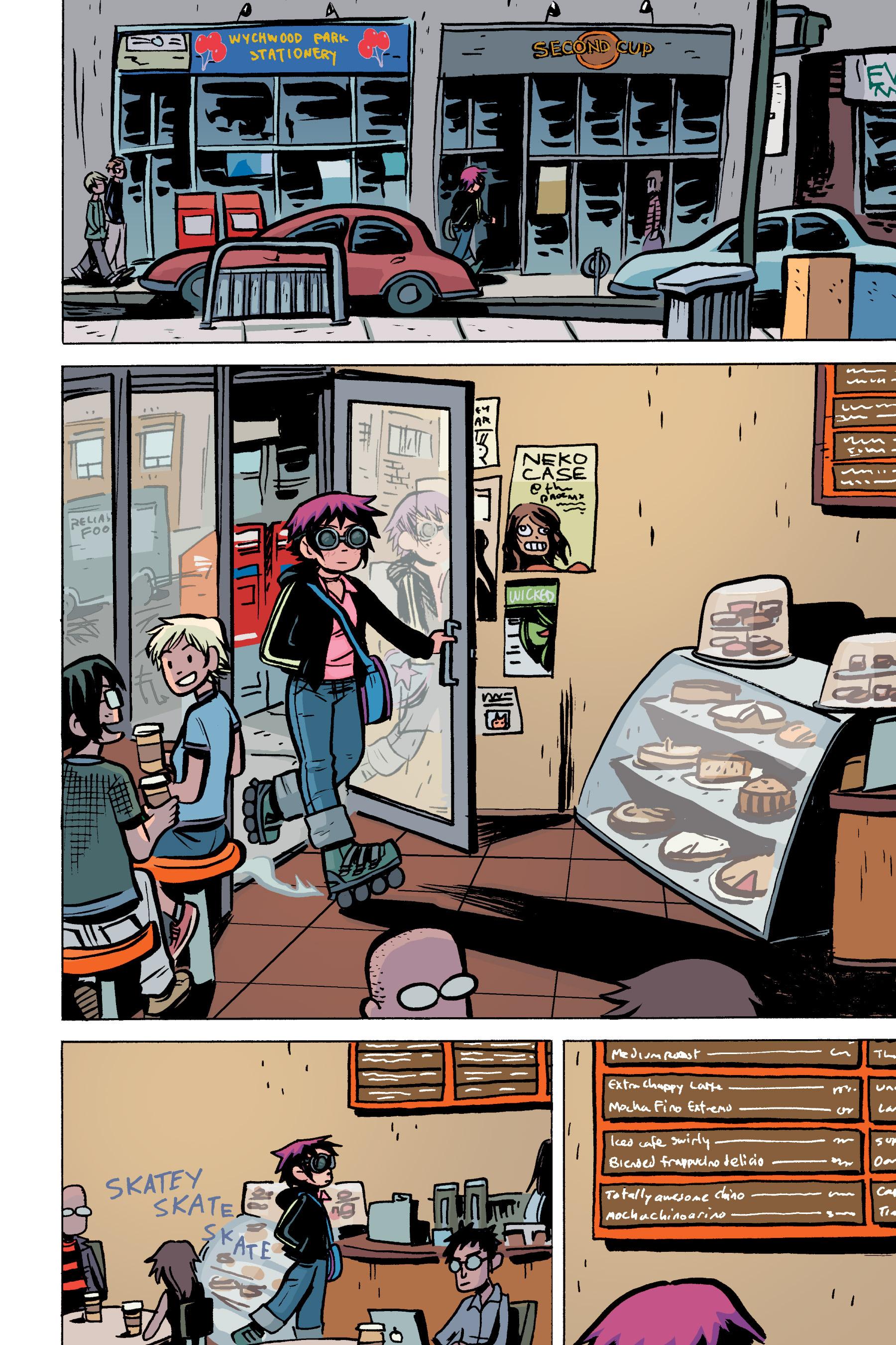 Read online Scott Pilgrim comic -  Issue #2 - 70