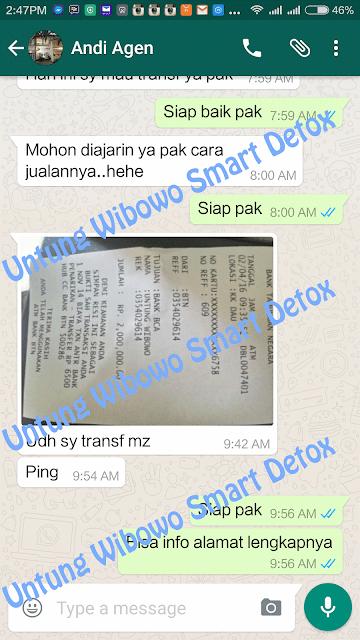 harga smart detox synergy di malaysia
