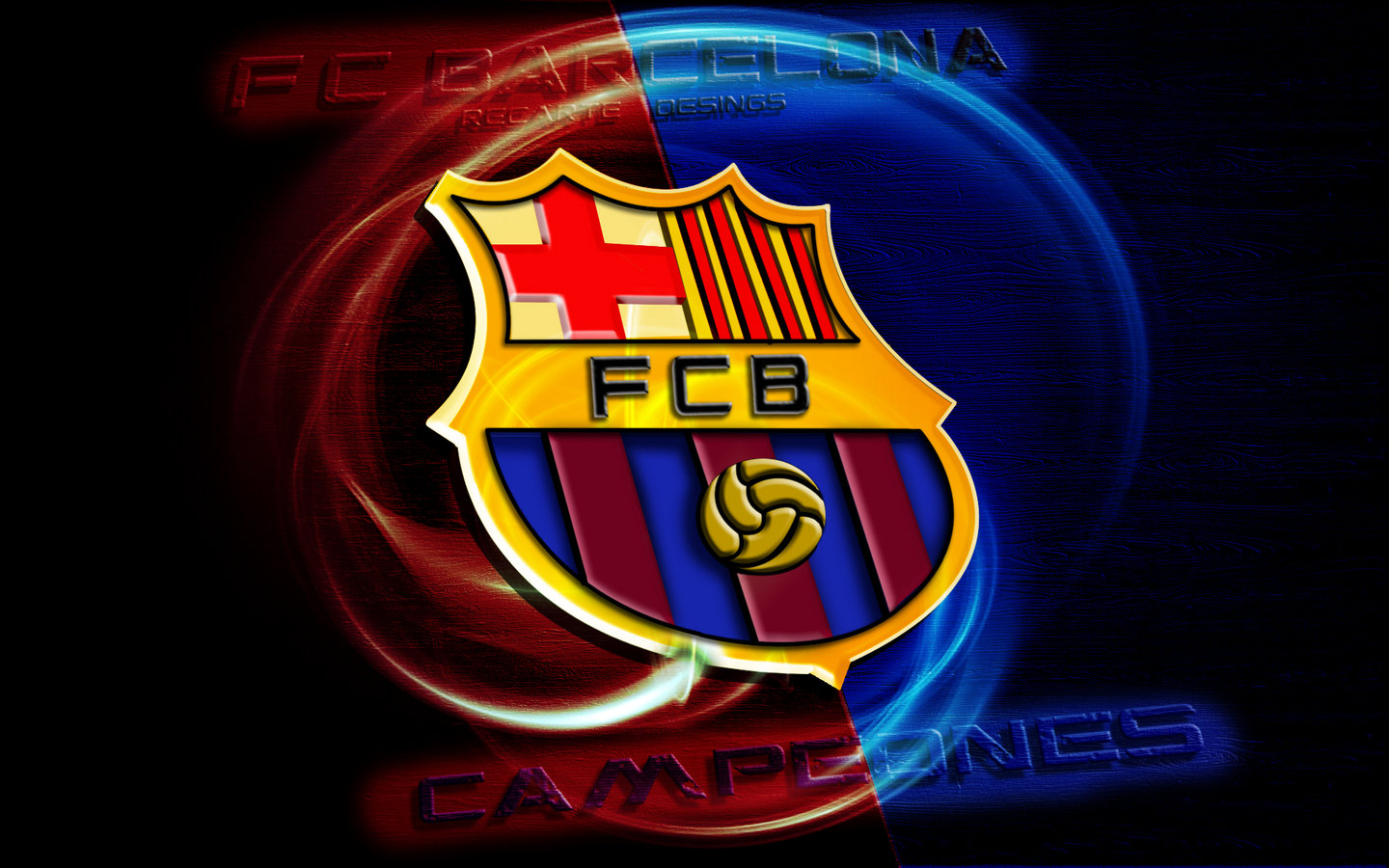 FC Barcelona Logo HD Wallpapers - Wallpapers