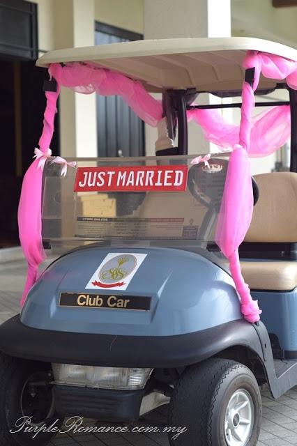 Kelab Golf Sultan Abdul Aziz Shah (KGSAAS), Shah Alam on ford think electric golf cart, burning man golf cart, pink golf cart,