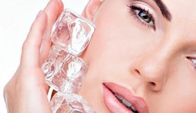 inilah 10 manfaat es batu bagi kesehatan kulit