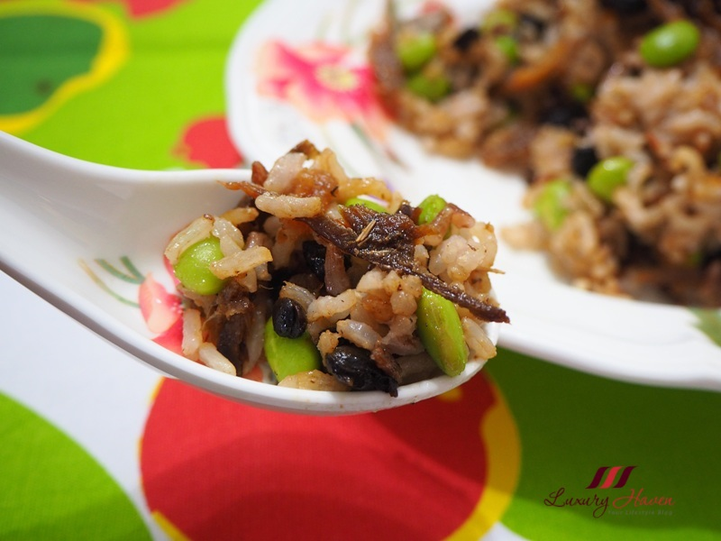 chinese food healthy organic brown rice recipe