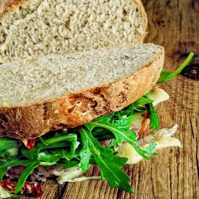 Pan Deli, el pan de los sandwich de Nueva York