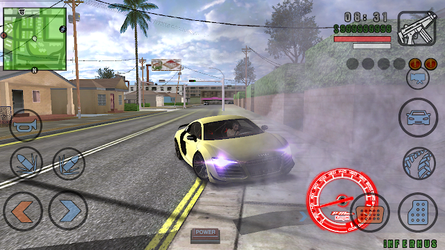 HD Realistic SA Revolutionary Mod Pack Android