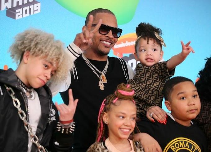 El rapero T.I. confesó que revisa a su hija para asegurarse que sigue siendo virgen (SEÑORITA)