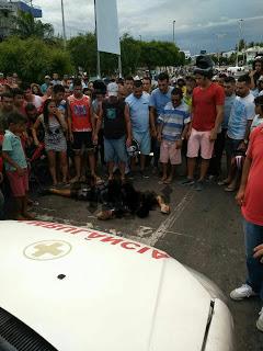 Ex-presidiário executado tiros Santa Quitéria