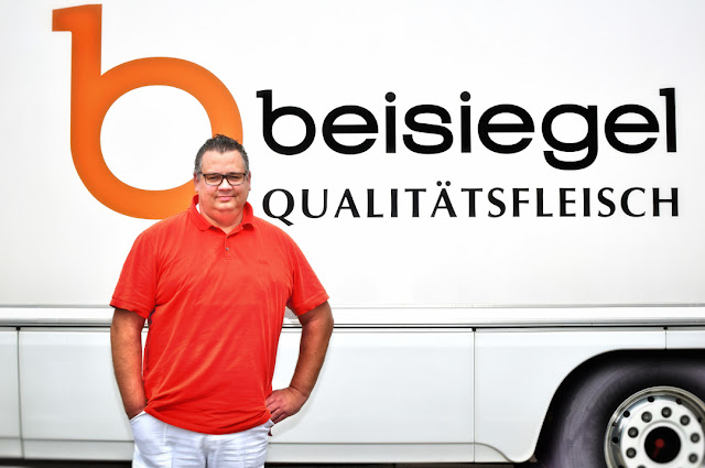 Christian Beisiegel, Geschäftsführer von Beisiegel Qualitätsfleisch