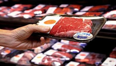 Konsumsi Daging Berlebihan Dapat Berisiko Obesitas