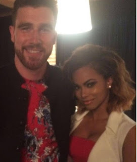 Travis Kelce And His Old Girlfriend Maya Benberry