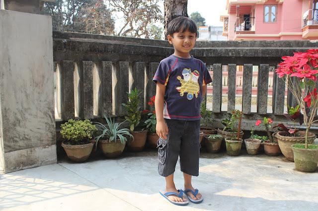Sourajit Saha's Nephew Rick 25
