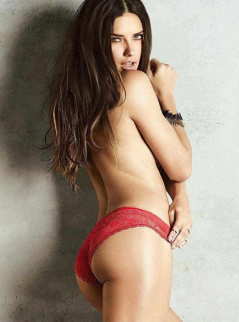 Nuevo Posada De Adriana Lima Para Victoria's Secret. Foto 1