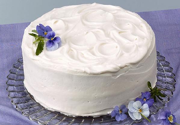 Resep Membuat Devil White Cake