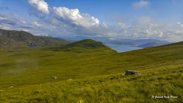 Praderas de la Isla de Runde, Noruega por El Guisante Verde Project