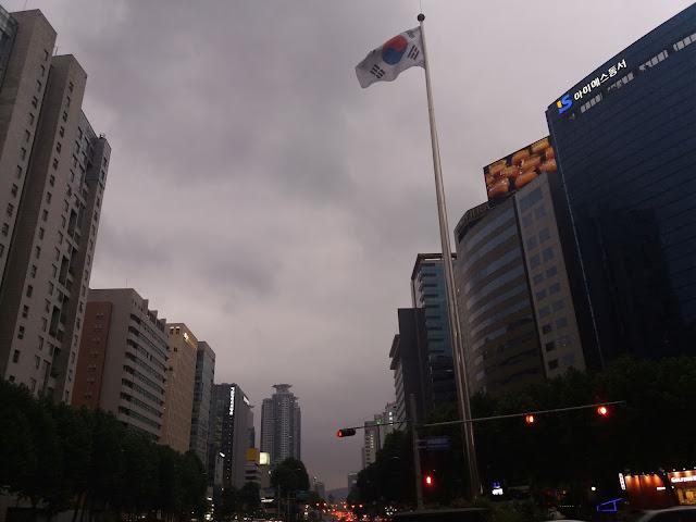 korea, życie w korei, blog, życie w seulu, praca w korei