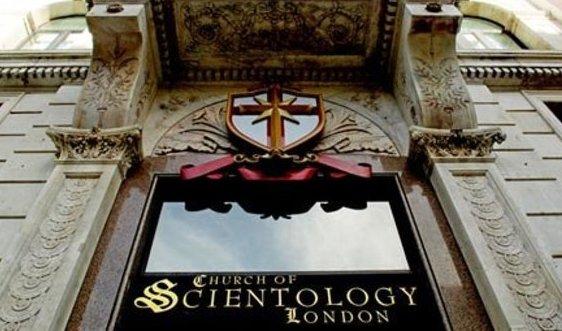 Iglesia de la Cienciología en Londres religión