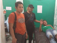 Hendak Kabur, Pelaku Curanmor di Jalan Soekarno Hatta Dilumpuhkan Dengan Timah Panas