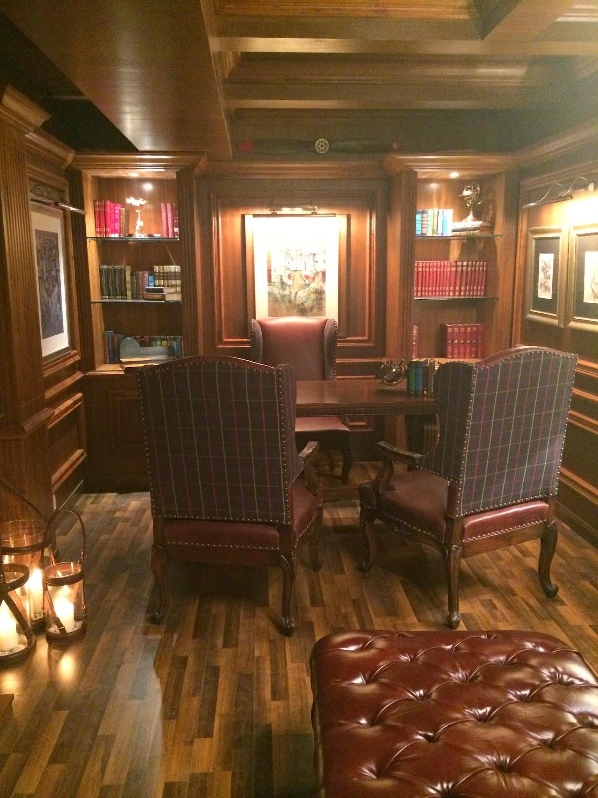 renaissance wooden study