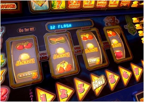 Slot game là trò chơi máy đánh bạc hay máy xèng
