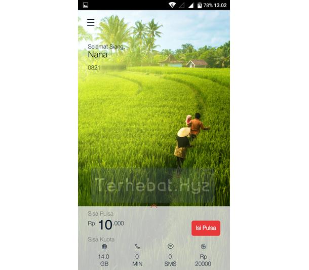 cara mengaktifkan mifi 4G LTE Telkomsel