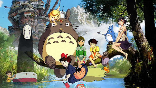 Điểm đến có thật trong phim hoạt hình nổi tiếng Nhật Bản