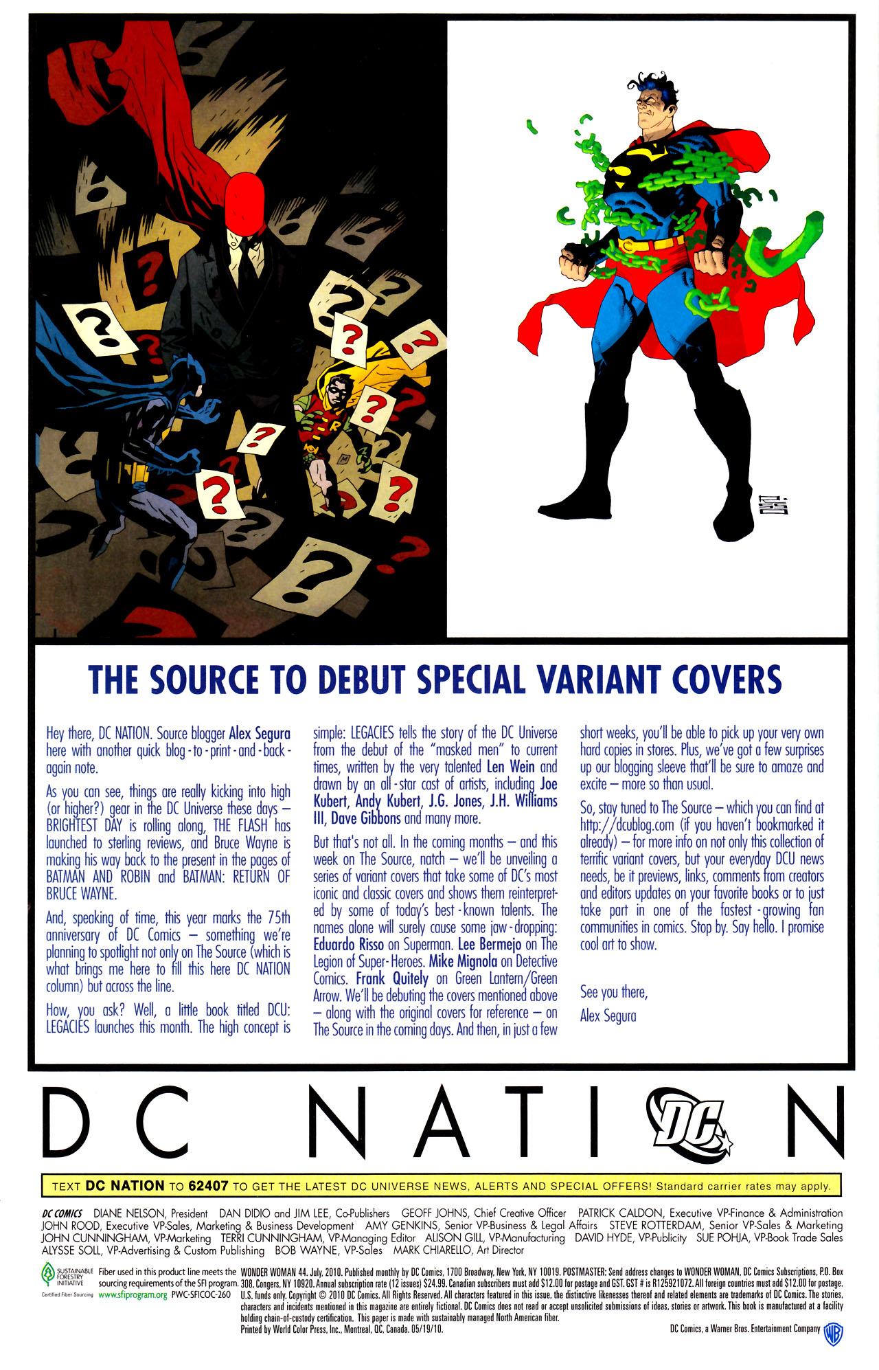 Read online Wonder Woman (2006) comic -  Issue #44 - 30