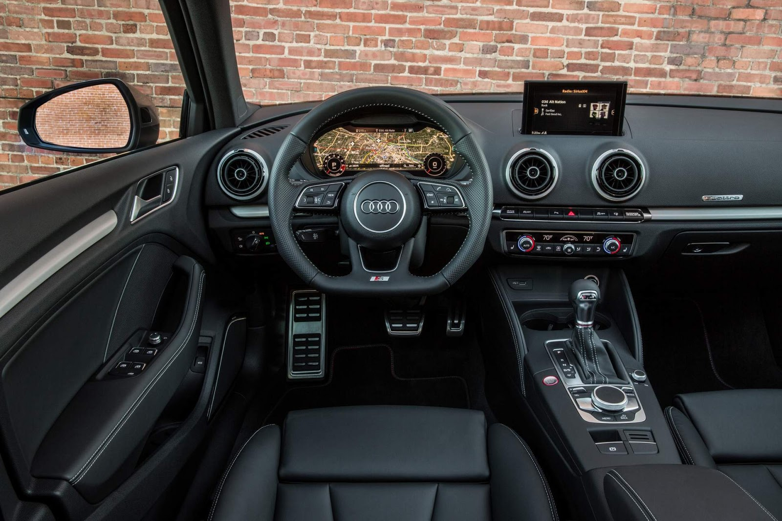 audi a3 e s3 sedan 2018 chegam com novidades nos eua car blog br. Black Bedroom Furniture Sets. Home Design Ideas