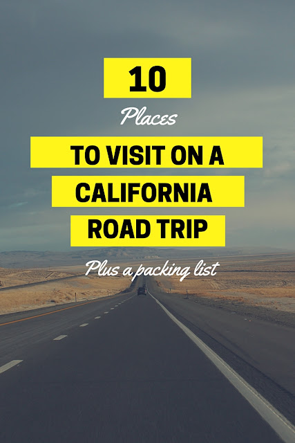 Ice Cream French Fries 10 Places To Visit On A California Road Trip