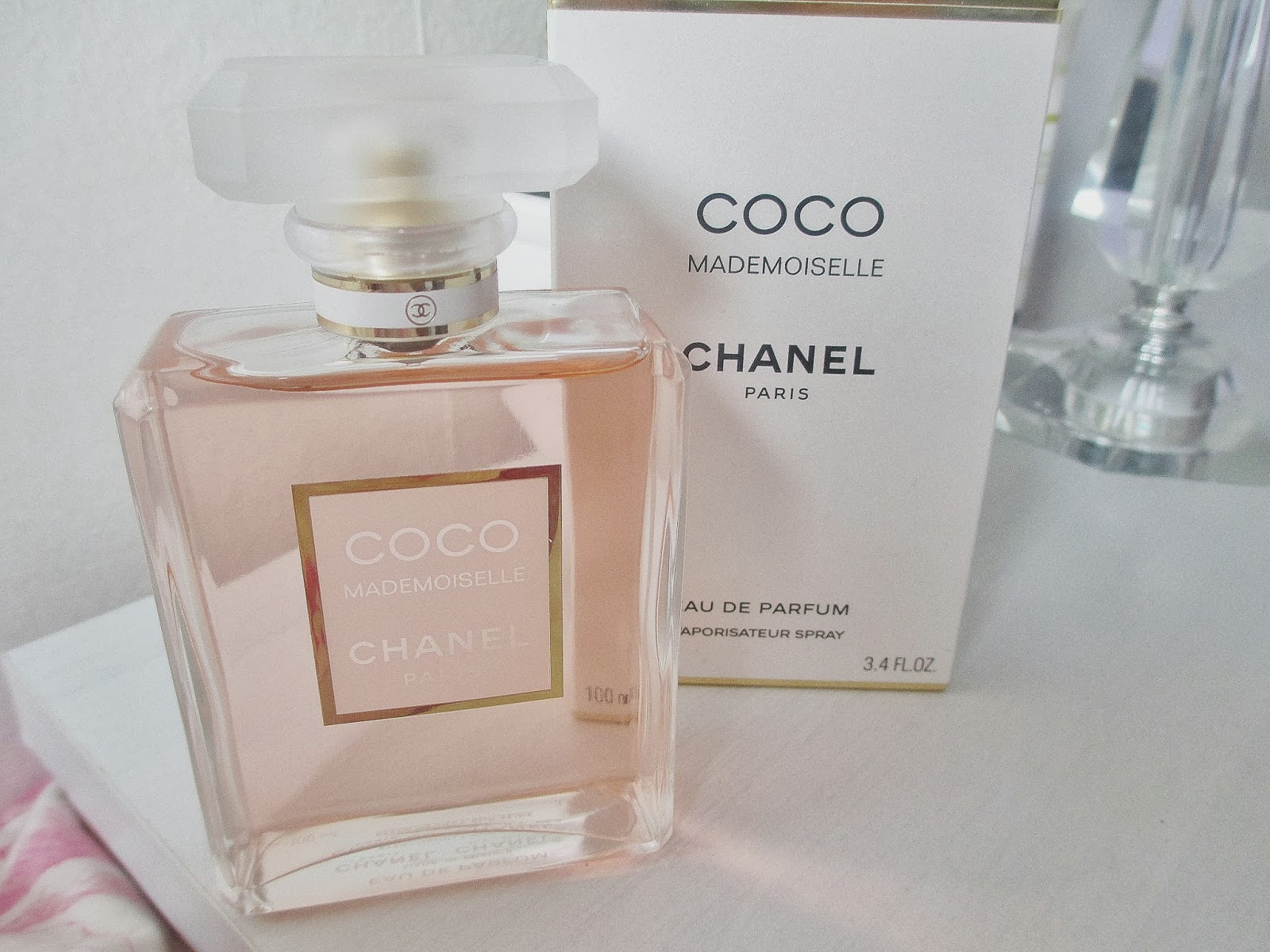 Chanel Coco Mademoiselle & Free Sample Box | drainedbeauty