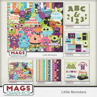 Little Monsters from MagsGraphics