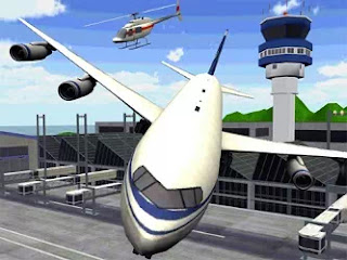 Uçak Park Etme - Airplane Parking Mania 3D