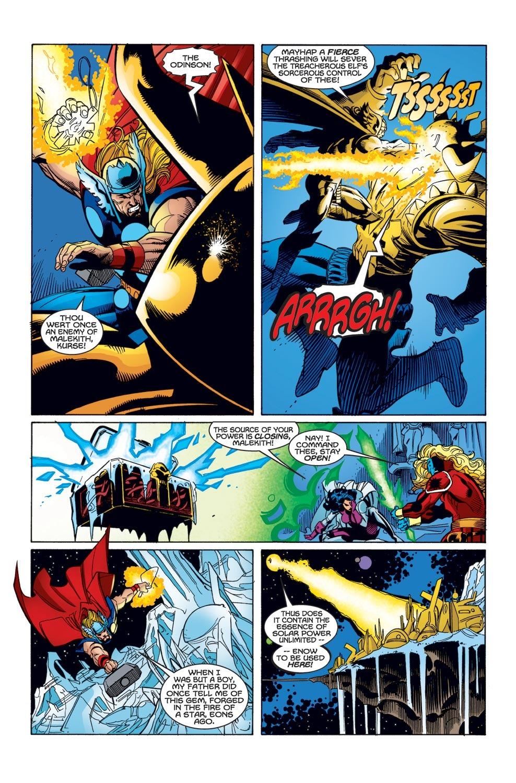 Thor (1998) Issue #32 #33 - English 19