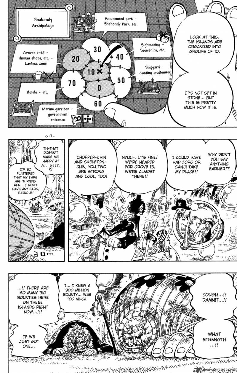 One Piece 498