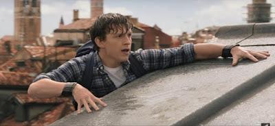 Spiderman far from home trailer still