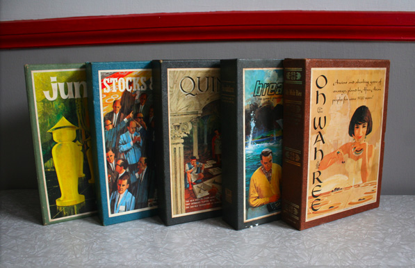 Say It Ain T So Collection 16 Bookshelf Games