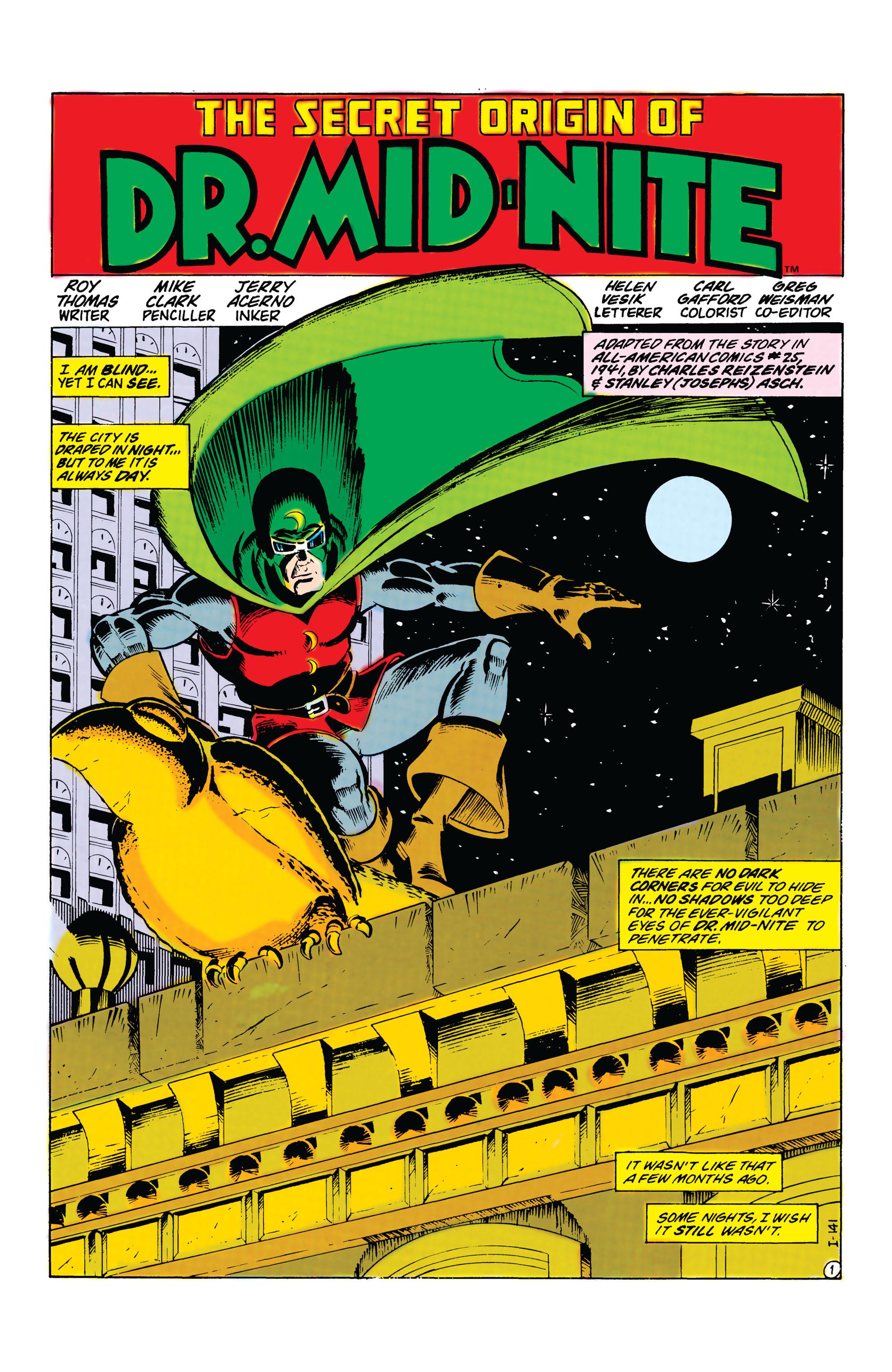 Read online Secret Origins (1986) comic -  Issue #20 - 20