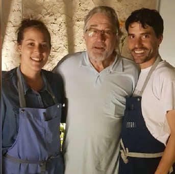 ROBERT DE NIRO ESTÁ  DE VACACIONES EN PERÚ