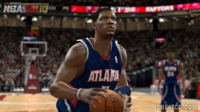 NBA 2K10 PC Full Version Screenshot 1