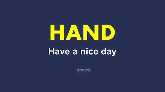 HAND (have a nice day)