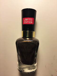 wet n wild megalast nail color ninja lovelace