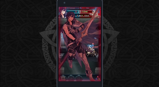 Fire Emblem Heroes Direct Chrom dies loses failed mobile
