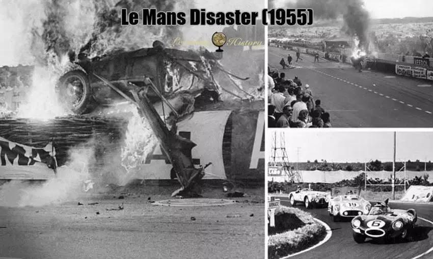 Le Mans 1955 : Μια ανάδρομη στον πιο αιματηρό αγώνα όλων των εποχών! video