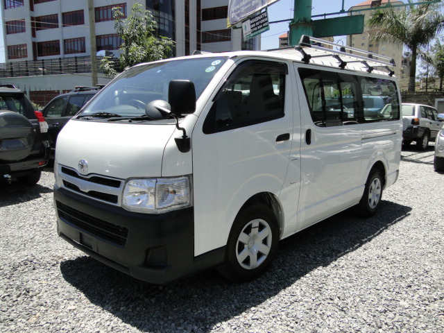 Most common and affordable cars in Kenya