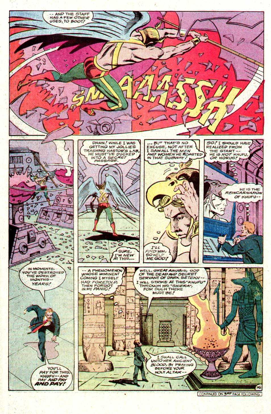 Read online Secret Origins (1986) comic -  Issue #11 - 33
