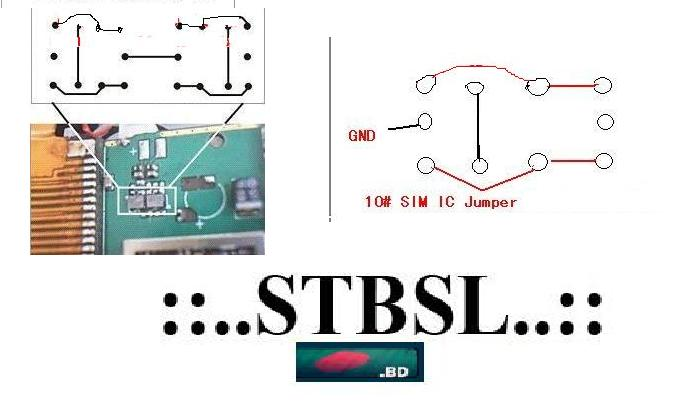 All China Mobile Dual Sim IC Ways And Jumper Ways | Gadget Knowing