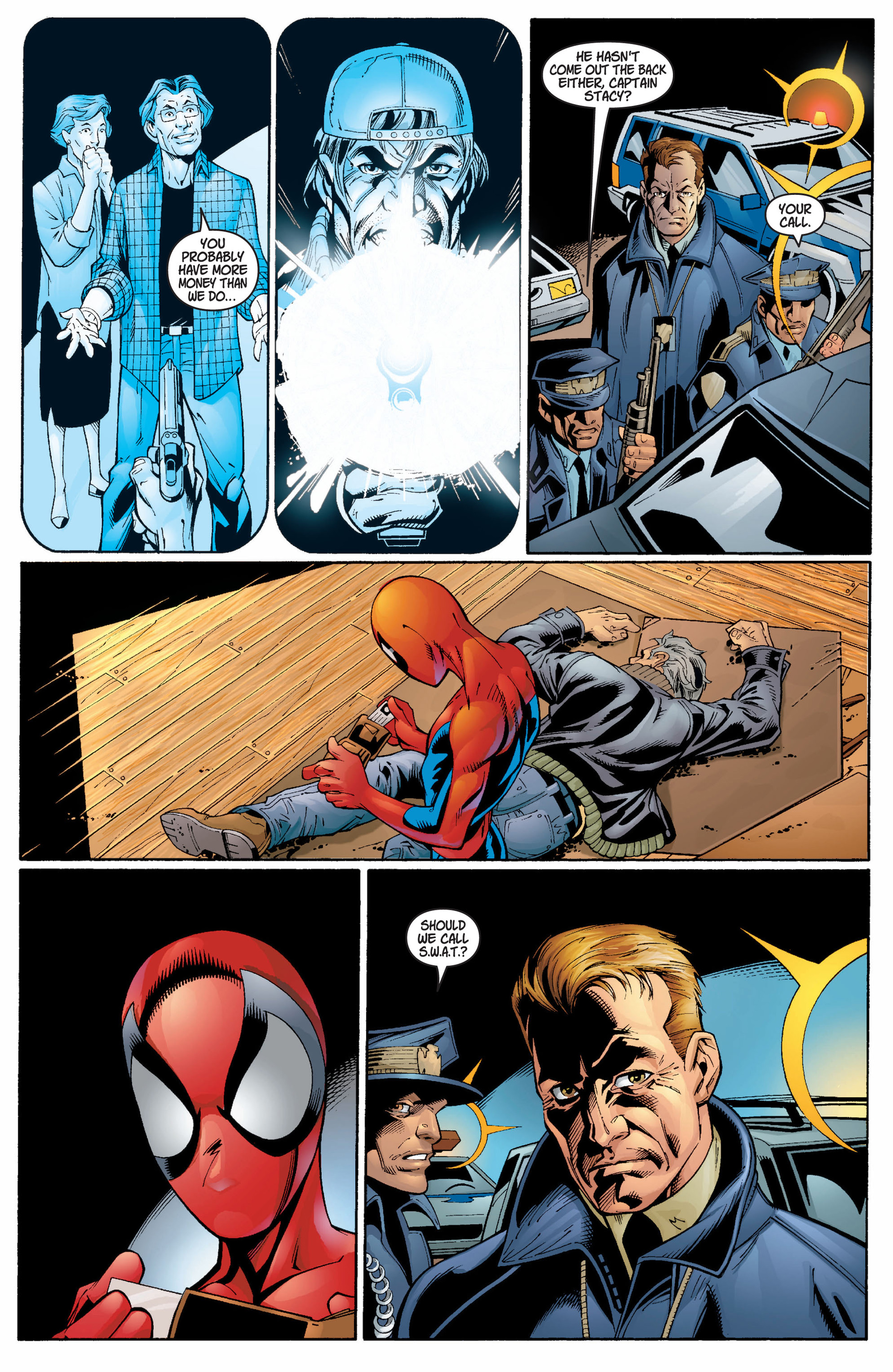 Spider-Man Character Study ― The Ultimate Essay RCO015