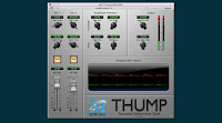 Free Plug-In Download MH Thump Percussive Subharmonic Synth #DailyHeatChecc
