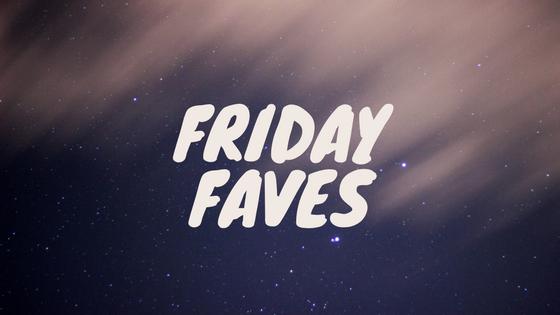 Friday favorites 11.07.14